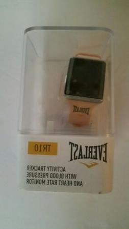 EVERLAST TR10 Activity Tracker And Heart Rate Monitor,  Pink