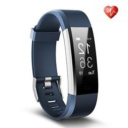 TwobeFit Fitness Tracker Heart Rate Monitor Activity Tracker