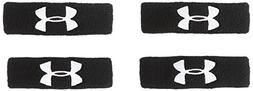 "Under Armour UA 1"" Performance Wristband 4-Pack One Size Fit"