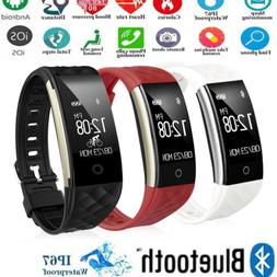 USA New Sports Waterproof Fitness Activity Tracker Heart Rat