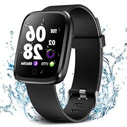 Verpro Smart Watch, Waterproof Fitness Activity Tracker with