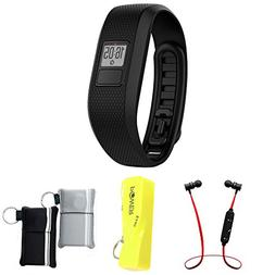 Garmin Vivofit 3 Activity Tracker Fitness Band Regular Fit?