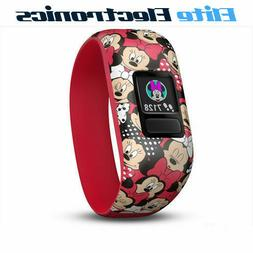 Garmin Vivofit jr. 2 - Stretchy Minnie Mouse - Activity Trac