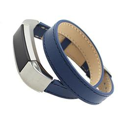 Egmy Watch Band Replacement For Fitbit Alta Double Tour Genu