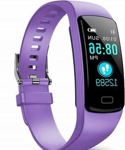 Watch Fitness Activity Tracker Fitbit Heart Rate Monitor Ped