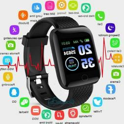 Waterproof Smart Watch Fit**bit Heart Rate Fitness Caolorie