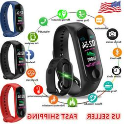 Waterproof Sport Health Fitness Smart Watch Activity Tracker