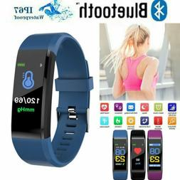 Women Smart Watch Waterproof Activity Sports Tracker Fitness
