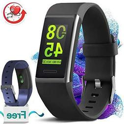 x core fitness tracker hr waterproof color