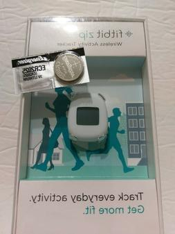 Fitbit  Zip New DEVICE ONLY Wireless Activity Tracker - WHIT