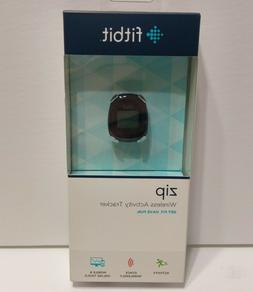 Fitbit Zip Wireless Activity Tracker - Charcoal - New in Box
